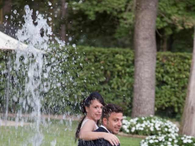 Il matrimonio di Luigi e Federica a Fino Mornasco, Como 32