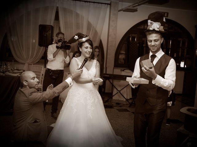 Il matrimonio di Luigi e Federica a Fino Mornasco, Como 35