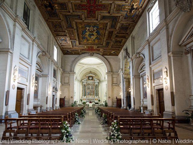 Il matrimonio di Paolo e Laura a Roma, Roma 1