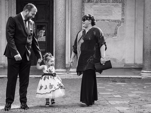 Il matrimonio di Paolo e Laura a Roma, Roma 4