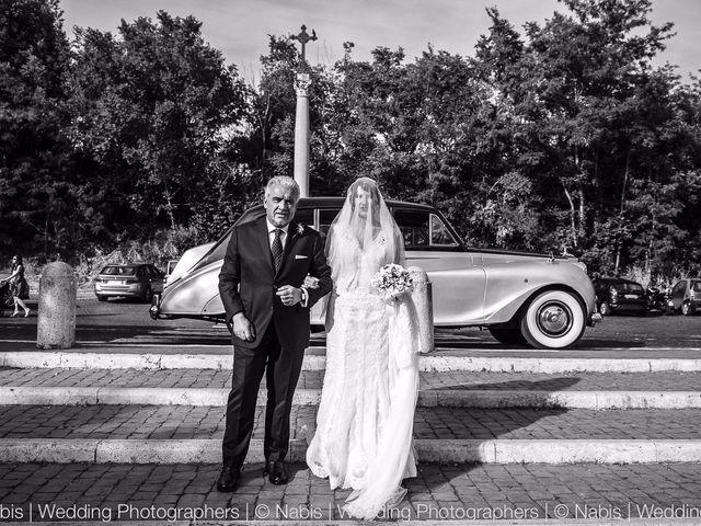 Il matrimonio di Paolo e Laura a Roma, Roma 6