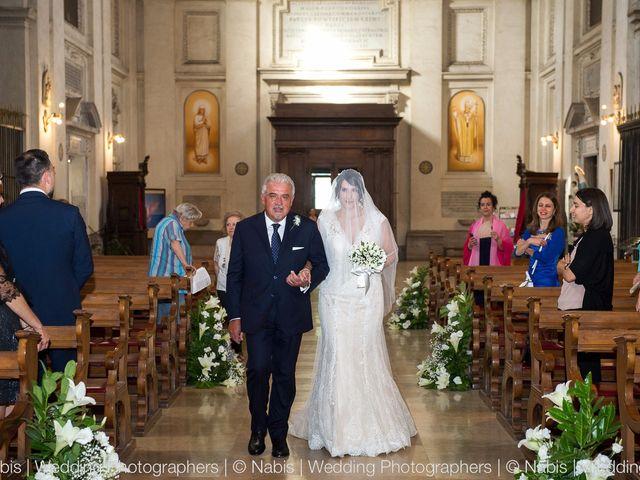 Il matrimonio di Paolo e Laura a Roma, Roma 9
