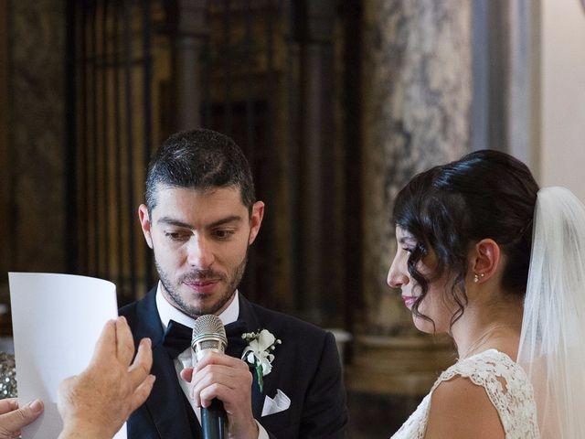 Il matrimonio di Paolo e Laura a Roma, Roma 18