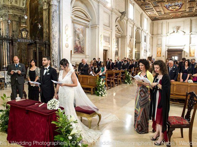 Il matrimonio di Paolo e Laura a Roma, Roma 29