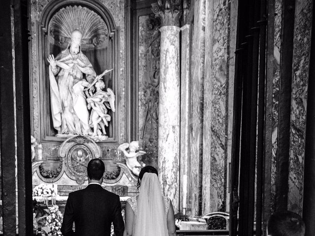 Il matrimonio di Paolo e Laura a Roma, Roma 35
