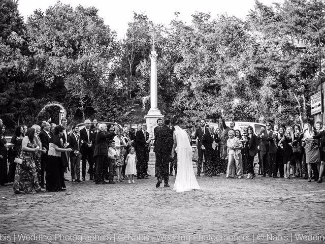 Il matrimonio di Paolo e Laura a Roma, Roma 39