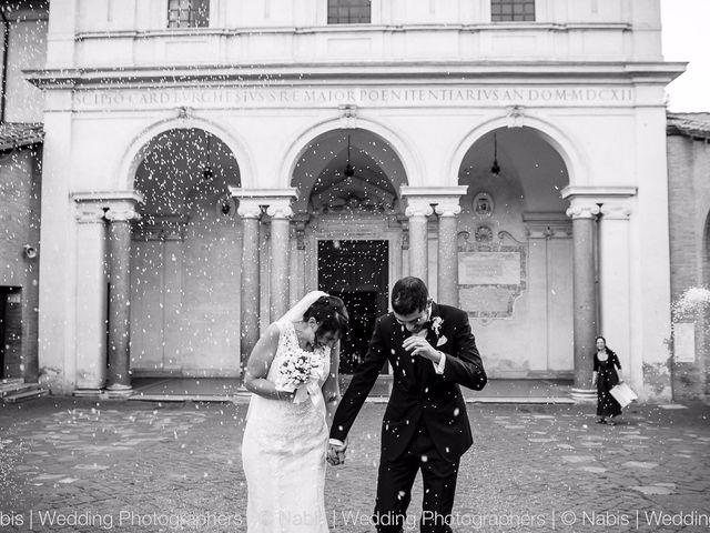 Il matrimonio di Paolo e Laura a Roma, Roma 40