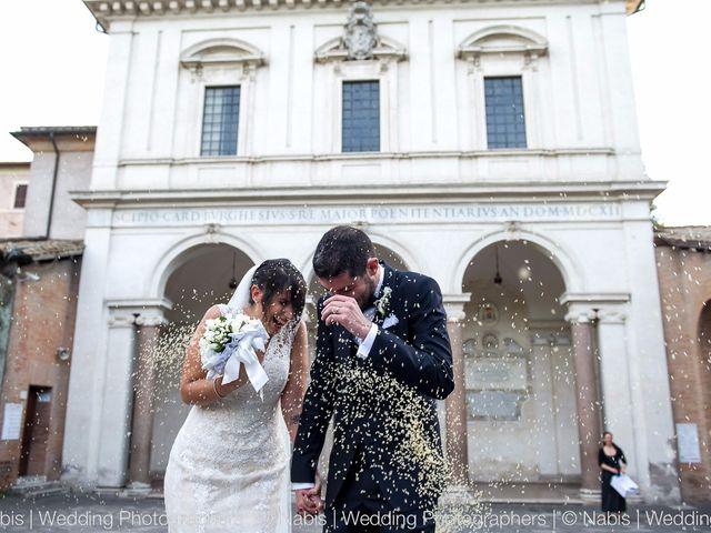 Il matrimonio di Paolo e Laura a Roma, Roma 41
