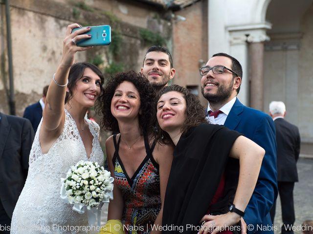 Il matrimonio di Paolo e Laura a Roma, Roma 43