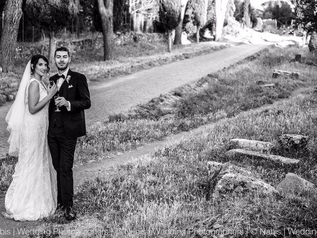 Il matrimonio di Paolo e Laura a Roma, Roma 45