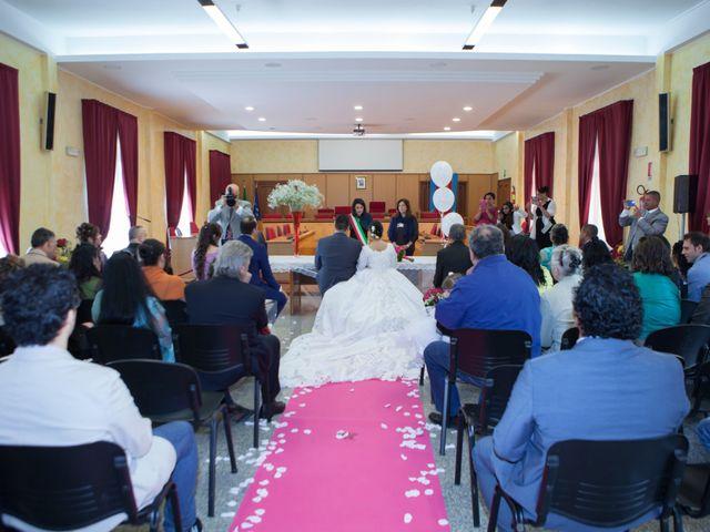 Il matrimonio di Gianluca e Evelyn a Pescara, Pescara 22