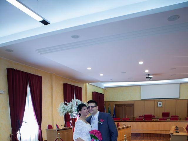Il matrimonio di Gianluca e Evelyn a Pescara, Pescara 24
