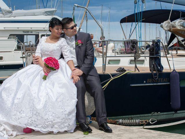 Il matrimonio di Gianluca e Evelyn a Pescara, Pescara 30