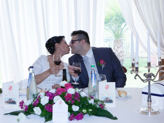 Il matrimonio di Gianluca e Evelyn a Pescara, Pescara 43