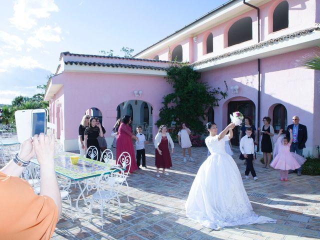 Il matrimonio di Gianluca e Evelyn a Pescara, Pescara 46