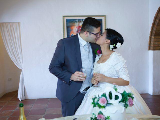 Il matrimonio di Gianluca e Evelyn a Pescara, Pescara 51