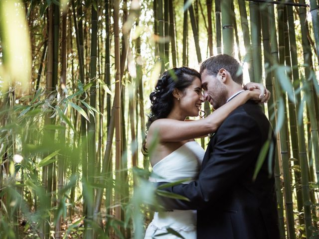 le nozze di Yelena e Adriano