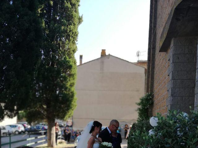Il matrimonio di Marco  e Moira a Graffignano, Viterbo 3