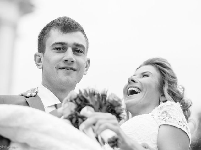 Il matrimonio di Kirill e Tanya a Genova, Genova 179
