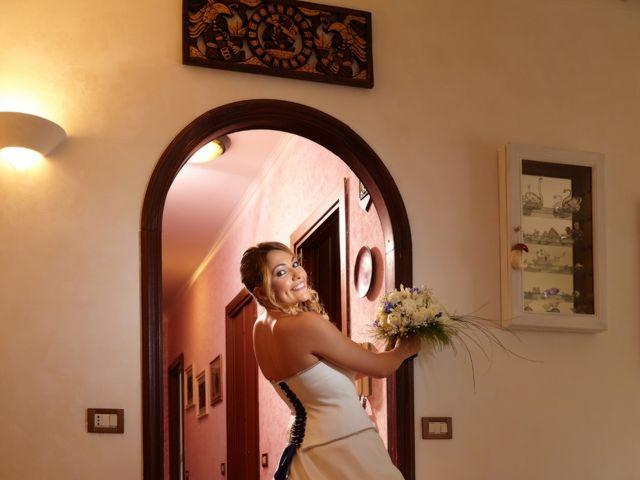 Il matrimonio di Fabrizio e Eugenia a Roma, Roma 6