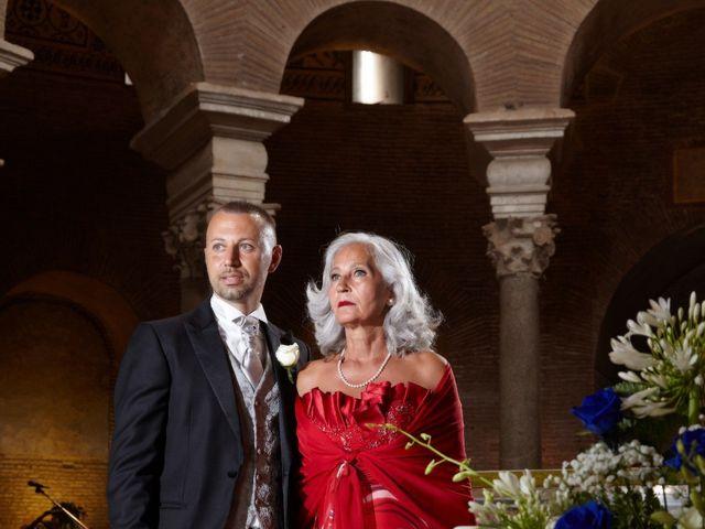 Il matrimonio di Fabrizio e Eugenia a Roma, Roma 7