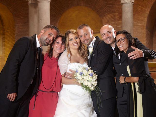 Il matrimonio di Fabrizio e Eugenia a Roma, Roma 8