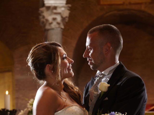 Il matrimonio di Fabrizio e Eugenia a Roma, Roma 9