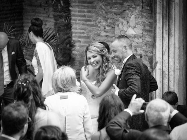 Il matrimonio di Fabrizio e Eugenia a Roma, Roma 10