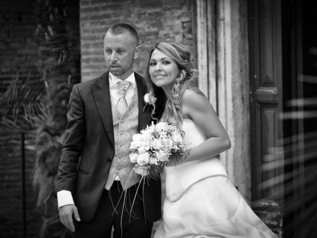 Il matrimonio di Fabrizio e Eugenia a Roma, Roma 12