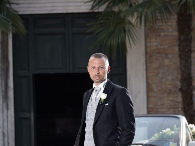 Il matrimonio di Fabrizio e Eugenia a Roma, Roma 14