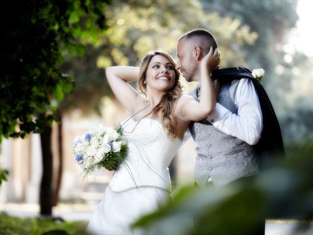 Il matrimonio di Fabrizio e Eugenia a Roma, Roma 16