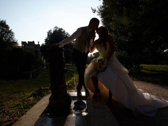 Il matrimonio di Fabrizio e Eugenia a Roma, Roma 18