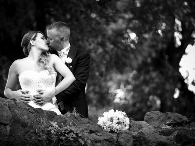 Il matrimonio di Fabrizio e Eugenia a Roma, Roma 19