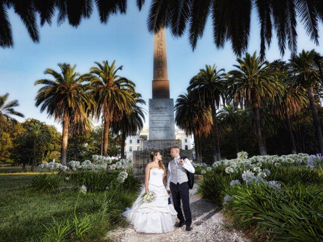Il matrimonio di Fabrizio e Eugenia a Roma, Roma 20