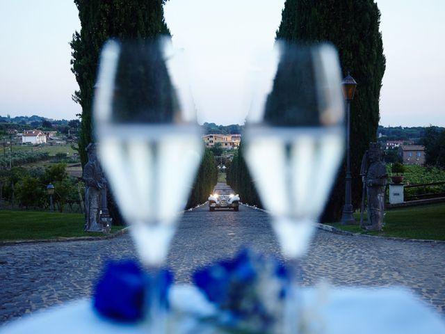 Il matrimonio di Fabrizio e Eugenia a Roma, Roma 21
