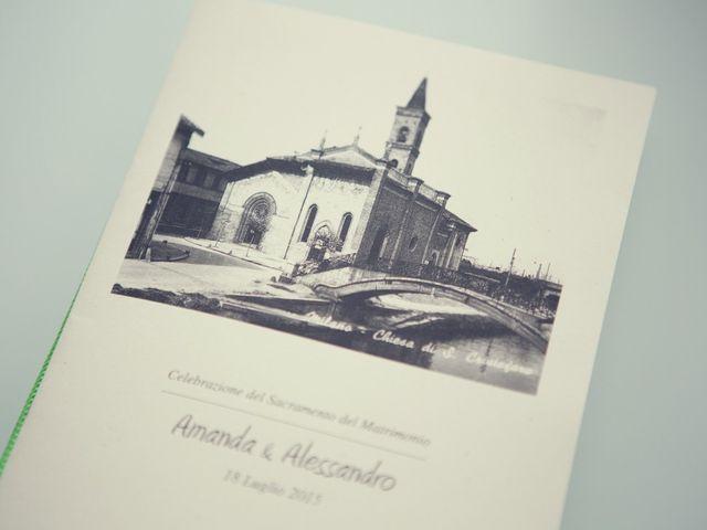 Il matrimonio di Alessandro e Amanda a Milano, Milano 3
