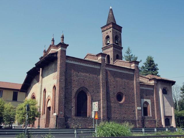 Il matrimonio di Alessandro e Amanda a Milano, Milano 17