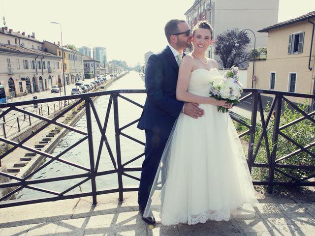 Il matrimonio di Alessandro e Amanda a Milano, Milano 40