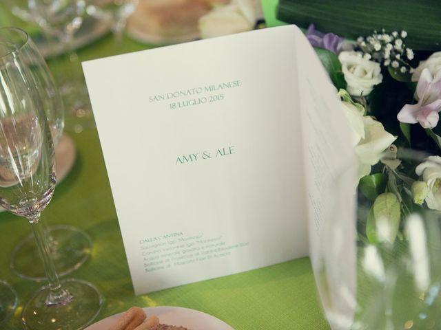 Il matrimonio di Alessandro e Amanda a Milano, Milano 45