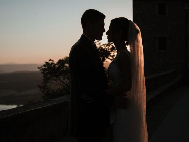 Il matrimonio di Marco  e Moira a Graffignano, Viterbo 9