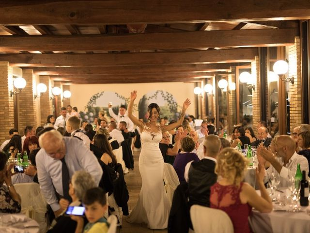 Il matrimonio di Marco  e Moira a Graffignano, Viterbo 14