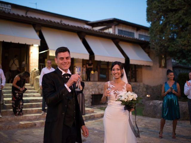 Il matrimonio di Marco  e Moira a Graffignano, Viterbo 15