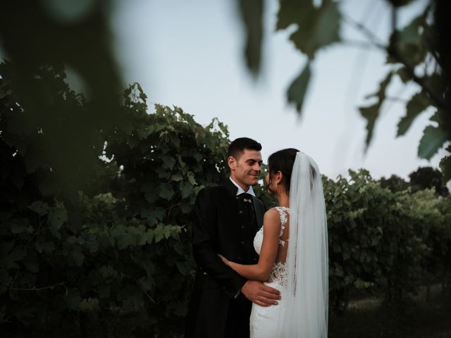 Il matrimonio di Marco  e Moira a Graffignano, Viterbo 17