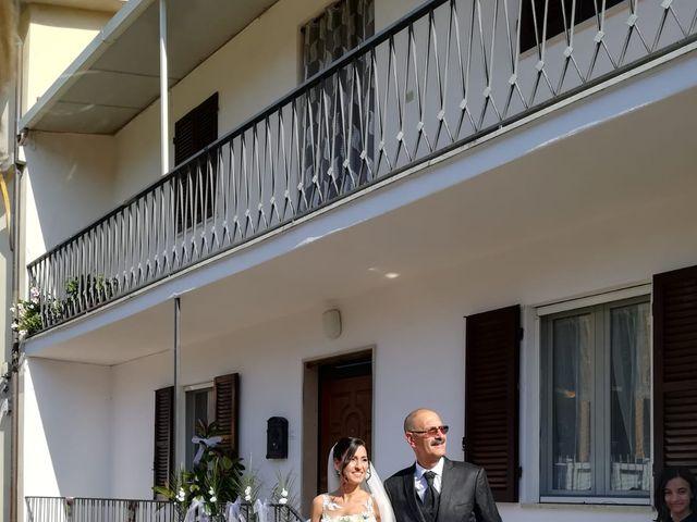 Il matrimonio di Marco  e Moira a Graffignano, Viterbo 21