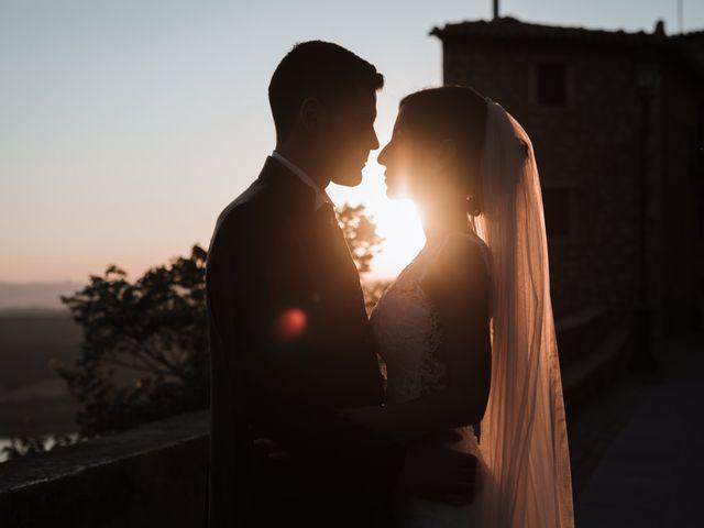 Il matrimonio di Marco  e Moira a Graffignano, Viterbo 23