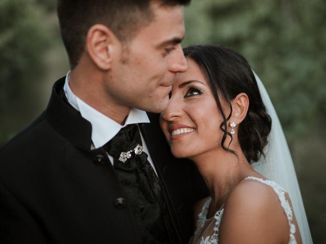 Il matrimonio di Marco  e Moira a Graffignano, Viterbo 24