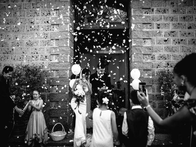 Il matrimonio di Marco  e Moira a Graffignano, Viterbo 25