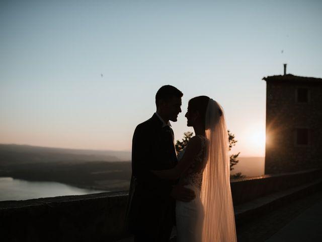 Il matrimonio di Marco  e Moira a Graffignano, Viterbo 28