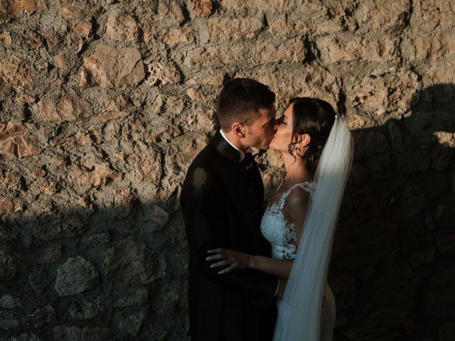 Il matrimonio di Marco  e Moira a Graffignano, Viterbo 30