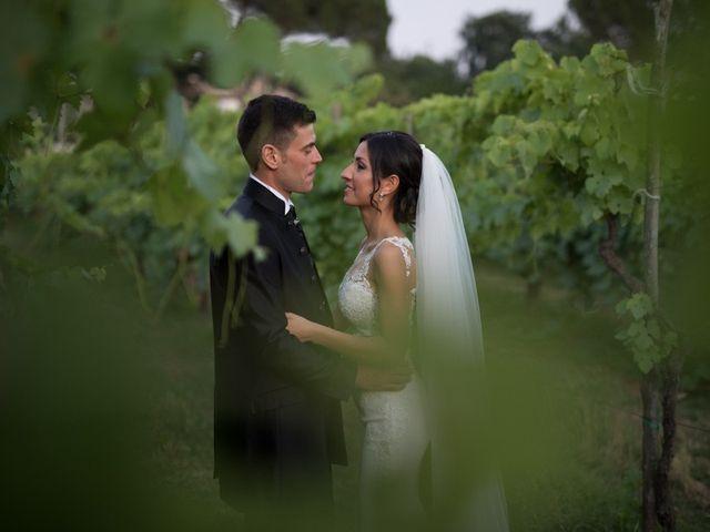 Il matrimonio di Marco  e Moira a Graffignano, Viterbo 33